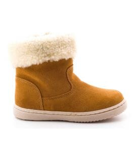 Boni Dolly - Brown Baby Woollen Boots