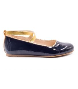 Boni Cassandre - Navy blue party shoes