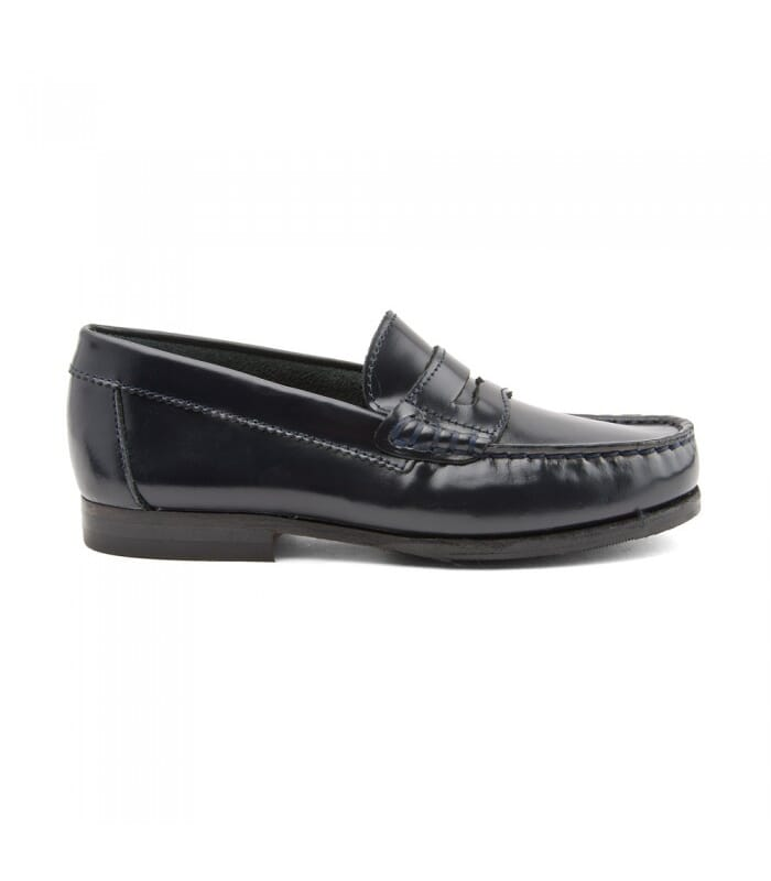 d780acef38a1 Slip-on School shoes, Start Rite Penny all Leather