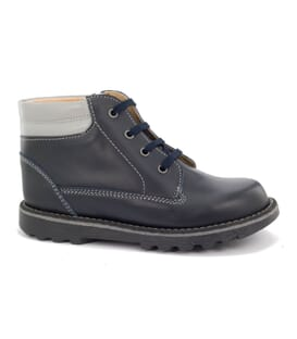Boni Luc, boys leather ankle boots.