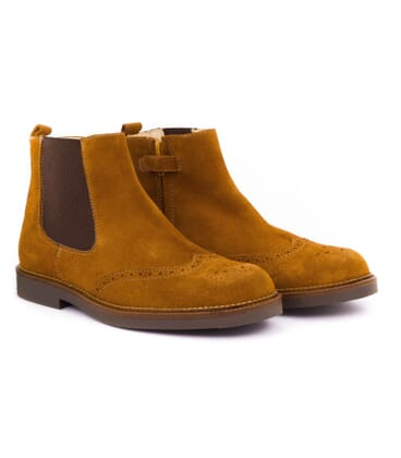 Start Rite Marlow zip-up ankle boots -