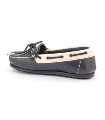 Boni Navy, leather mocassins -