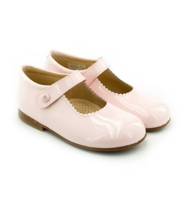 Boni Princesse - First step girls baby shoes -