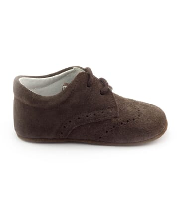 Boni Emmanuel - baby soft leather pre-walkers -