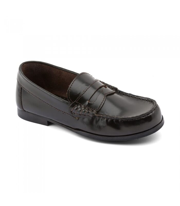 49f86a64baba22 Slip-on School shoes, Start Rite Penny all Leather