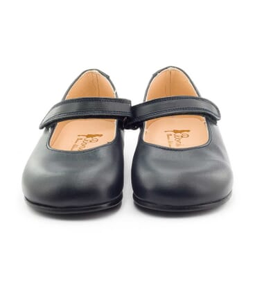 Boni Lilou - First step girls baby shoes -